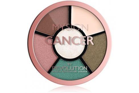 Makeup Revolution My Sign szemhéjfesték paletta árnyalat Cancer 4,6 g Szemek