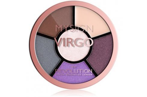Makeup Revolution My Sign szemhéjfesték paletta árnyalat Virgo 4,6 g Szemek