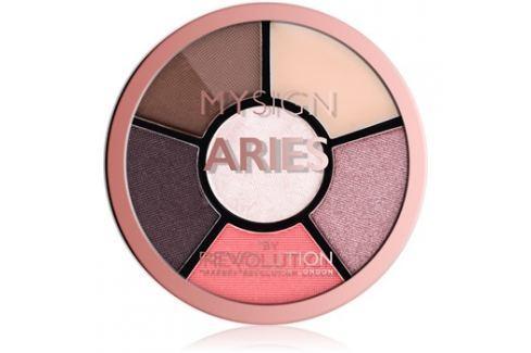 Makeup Revolution My Sign szemhéjfesték paletta árnyalat Aries 4,6 g Szemek