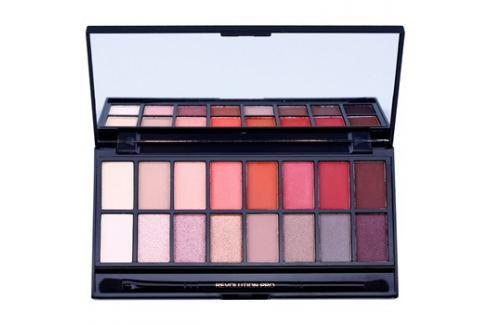 Makeup Revolution New-Trals vs Neutrals szemhéjfesték paletták tükörrel és aplikátorral  16 g Szemhéjfestékek