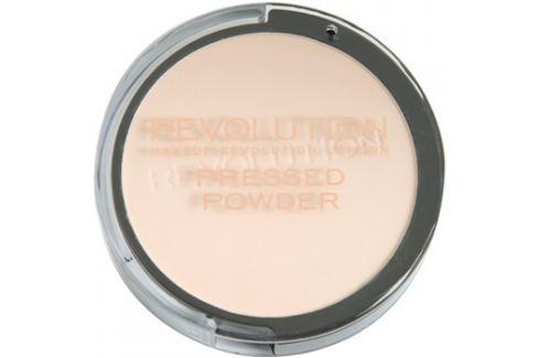 Makeup Revolution Pressed Powder kompakt púder árnyalat Porcelain 7,5 g Púderek