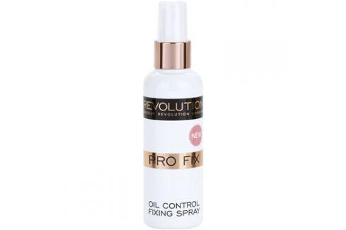 Makeup Revolution Pro Fix mattító fixáló spray a make-upra  100 ml Bázis alapok