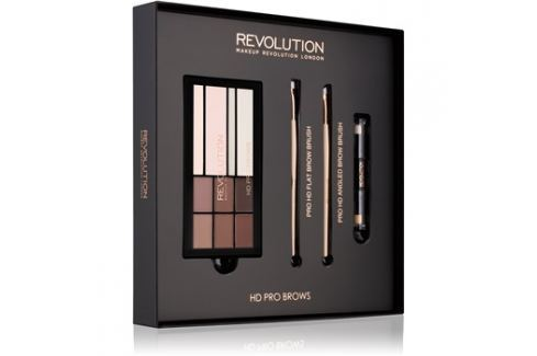 Makeup Revolution Pro HD Brows kozmetika szett I. kiütések ellen