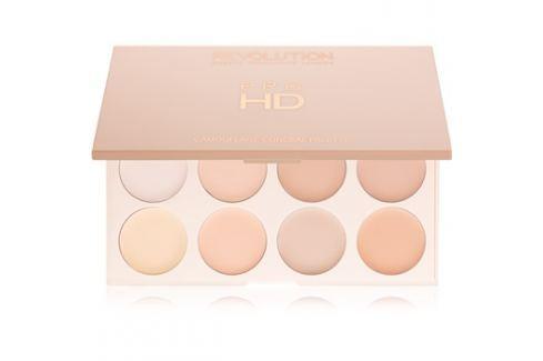 Makeup Revolution Pro HD Camouflage korrektor paletta árnyalat Light 10 g Korrektorok