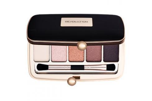 Makeup Revolution Renaissance Palette Night szemhéjfesték paletták  5 g Szemek