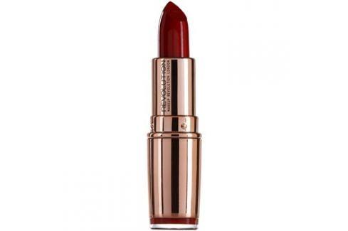 Makeup Revolution Rose Gold hidratáló rúzs árnyalat Red Carpet 4 g Rúzsok