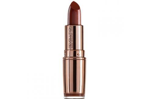 Makeup Revolution Rose Gold hidratáló rúzs árnyalat Chauffeur 4 g Rúzsok