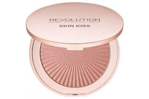 Makeup Revolution Skin Kiss élénkítő árnyalat Peach Kiss 14 g Highlighterek