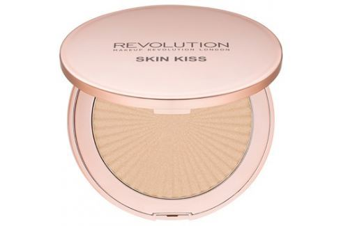 Makeup Revolution Skin Kiss élénkítő árnyalat Golden Kiss 14 g Highlighterek
