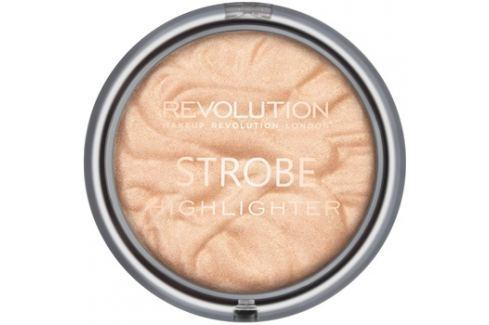 Makeup Revolution Strobe élénkítő árnyalat Gold Addict 7,5 g Highlighterek