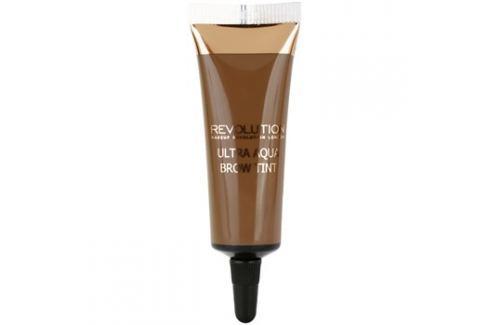 Makeup Revolution Ultra Aqua tonizáló szemöldökfesték árnyalat Light  10 g szemöldökceruza