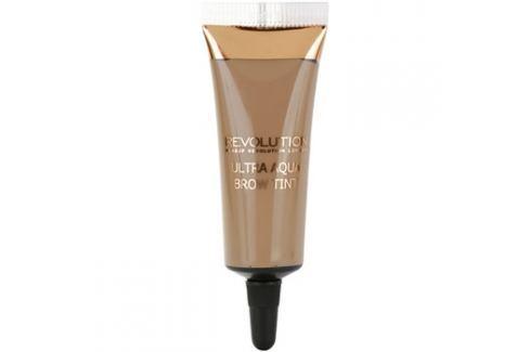 Makeup Revolution Ultra Aqua tonizáló szemöldökfesték árnyalat Fair  10 g szemöldökceruza