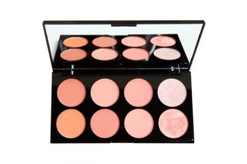 Makeup Revolution Ultra Blush arcpirosító paletta árnyalat Hot Spice 13 g Arcpír