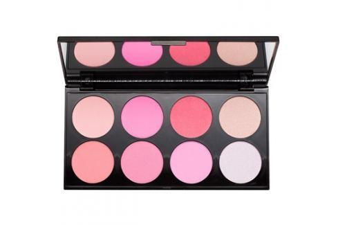 Makeup Revolution Ultra Blush All About Pink arcpirosító paletta  13 g Arcpirosítók