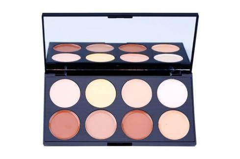 Makeup Revolution Ultra Cream Contour arckontúr paletta  13 g Púderek