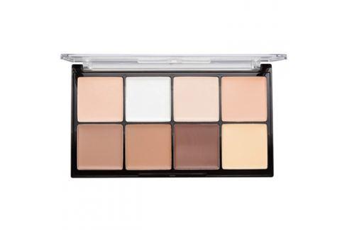 Makeup Revolution Ultra Pro HD Fair krém paletta az azr kontúrjaira  20 g Arckontúr