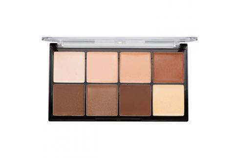 Makeup Revolution Ultra Pro HD Light Medium krém paletta az azr kontúrjaira  20 g Arckontúr