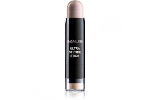 Makeup Revolution Ultra Strobe Stick bőrélénkítő ceruza árnyalat Euphoria 5,5 g Highlighterek