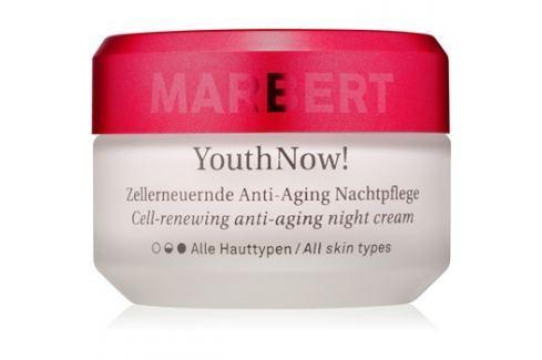 Marbert Anti-Aging Care YouthNow! ráncellenes éjszakai krém a bőrsejtek megújulásáért  50 ml Éjszakai krémek