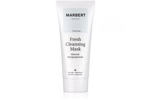 Marbert Fresh Cleansing tisztító agyagos arcmaszk normál és kombinált bőrre  100 ml Arcmaszkok