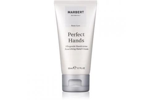 Marbert Hand Care Perfect Hands tápláló krém kézre  100 ml 050 vastagságú szettek