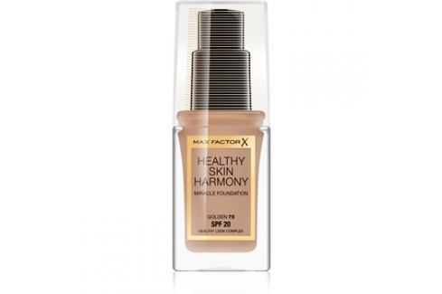 Max Factor Healthy Skin Harmony folyékony make-up SPF 20 árnyalat 75 Golden 30 ml up