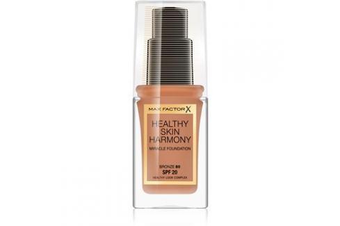 Max Factor Healthy Skin Harmony folyékony make-up SPF 20 árnyalat 80 Bronze 30 ml up