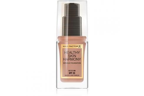 Max Factor Healthy Skin Harmony folyékony make-up SPF 20 árnyalat 55 Beige 30 ml up