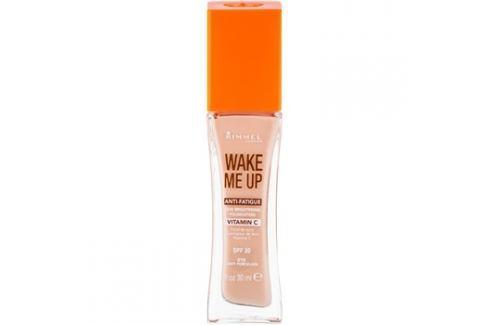 Rimmel Wake Me Up frissítő folyékony make-up SPF 20 árnyalat 010 Light Porcelain 30 ml up