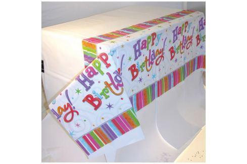 Amscan Abrosz - boldog születésnapot 120 x 180 cm Abroszok