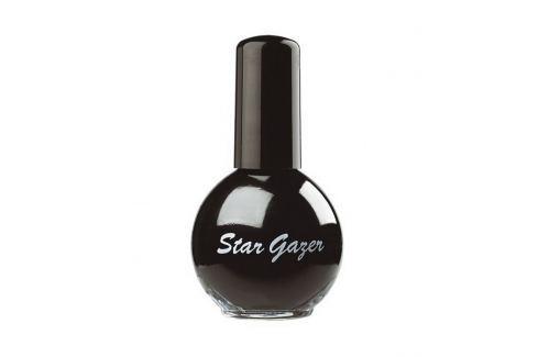 lakk  köröm STAR Gazer - Black 129 - SGS106 kozmetikum